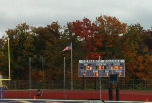 Football Homecoming Score Board2