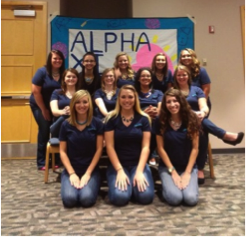 Picture by: Alpha Xi Delta DC Chapter