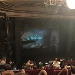 The Broadway set of Les Misérables courtesy of Maggie Buhrer.